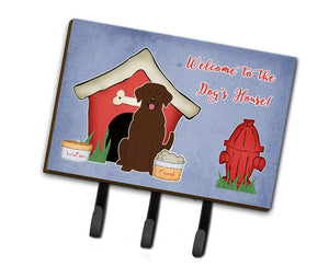 Buy this Dog House Collection Chocolate Labrador Leash or Key Holder