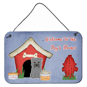 Buy this Dog House Collection Glen of Imal Grey Wall or Door Hanging Prints