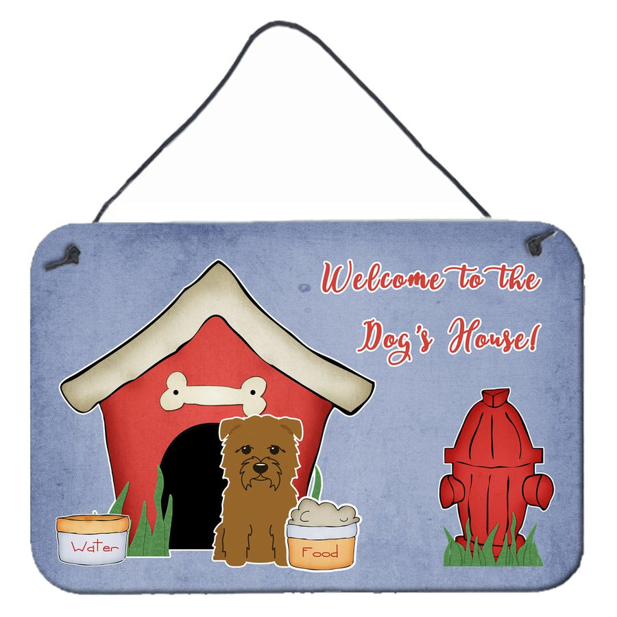 Buy this Dog House Collection Glen of Imal Tan Wall or Door Hanging Prints