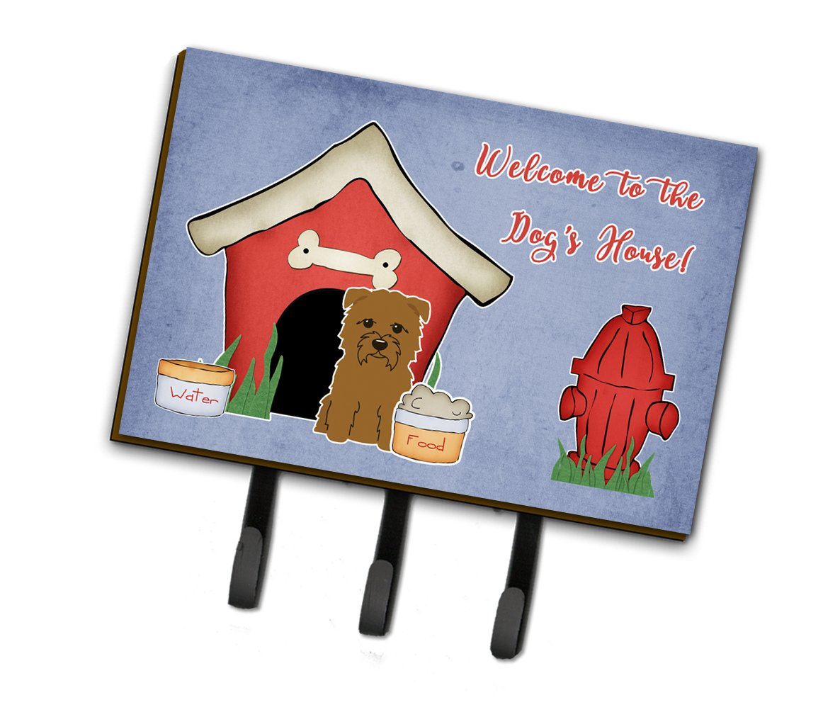 Buy this Dog House Collection Glen of Imal Tan Leash or Key Holder