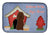 Buy this Dog House Collection Irish Water Spaniel Dish Drying Mat BB2817DDM