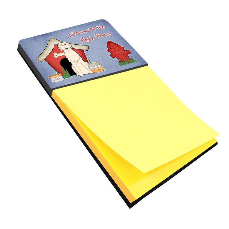 Buy this Dog House Collection Irish Wolfhound Sticky Note Holder BB2819SN