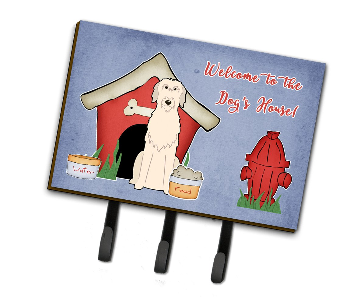Buy this Dog House Collection Irish Wolfhound Leash or Key Holder