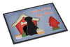 Dog House Collection Giant Schnauzer Indoor or Outdoor Mat 24x36 BB2820JMAT - the-store.com