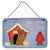 Buy this Dog House Collection Briard Brown Wall or Door Hanging Prints