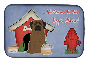 Buy this Dog House Collection Bullmastiff Dish Drying Mat BB2838DDM
