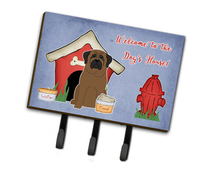 Buy this Dog House Collection Bullmastiff Leash or Key Holder