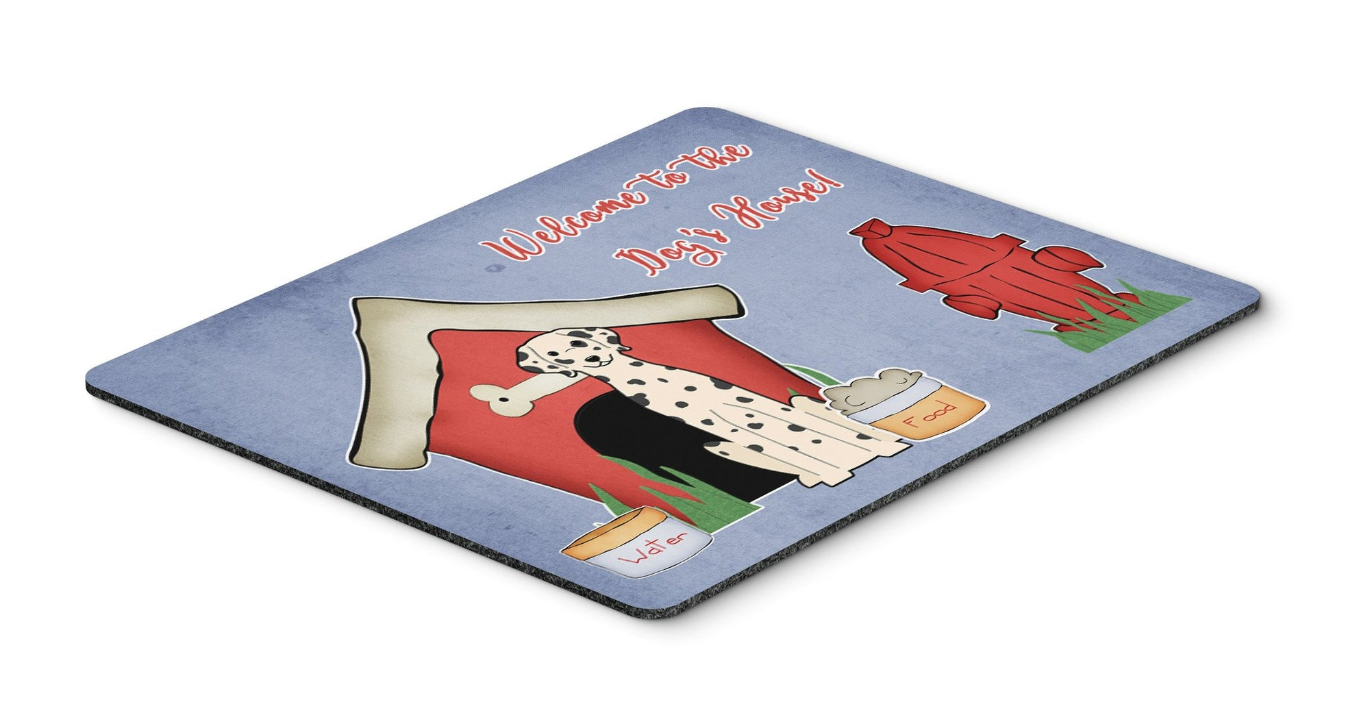 Dog House Collection Dalmatian Mouse Pad, Hot Pad or Trivet BB2851MP by Caroline's Treasures