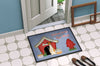 Dog House Collection Whippet Indoor or Outdoor Mat 24x36 BB2853JMAT - the-store.com