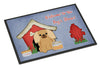 Dog House Collection Pekingnese Fawn Sable Indoor or Outdoor Mat 24x36 BB2858JMAT - the-store.com