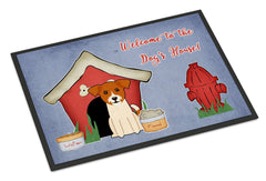Buy this Dog House Collection Jack Russell Terrier Indoor or Outdoor Mat 24x36 BB2862JMAT