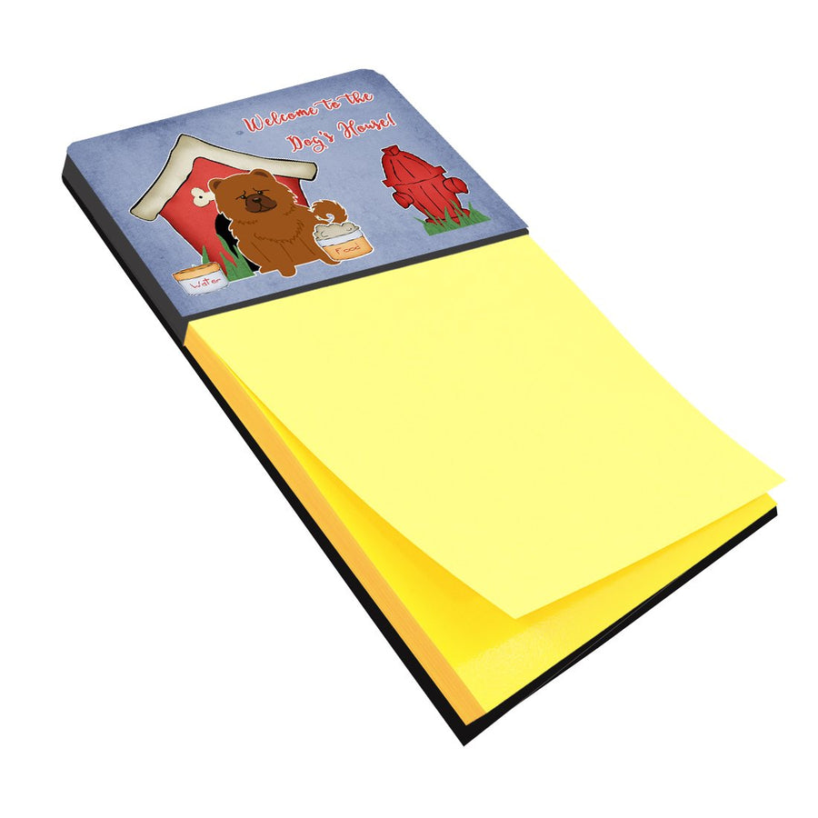 Buy this Dog House Collection Chow Chow Red Sticky Note Holder BB2896SN