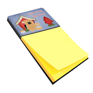 Buy this Dog House Collection Chow Chow Cream Sticky Note Holder BB2898SN