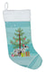 Dalmatian Merry Christmas Tree Christmas Stocking BB2901CS by Caroline's Treasures