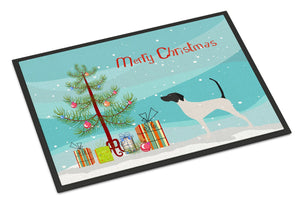 Buy this English Pointer Merry Christmas Tree Indoor or Outdoor Mat 24x36 BB2913JMAT
