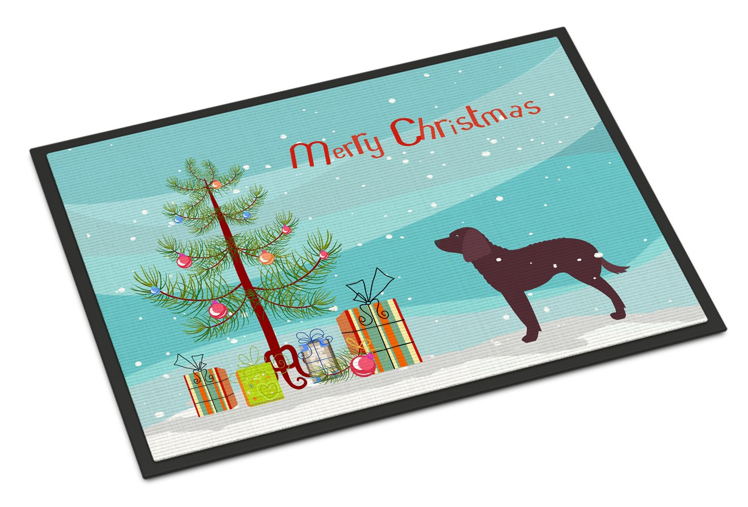 Buy this American Water Spaniel Christmas Indoor or Outdoor Mat 24x36 BB2919JMAT