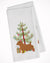 Buy this Norfolk Terrier Merry Christmas Tree White Kitchen Towel Set of 2 BB2927WTKT