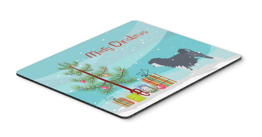Buy this Lowchen Merry Christmas Tree Mouse Pad, Hot Pad or Trivet BB2953MP