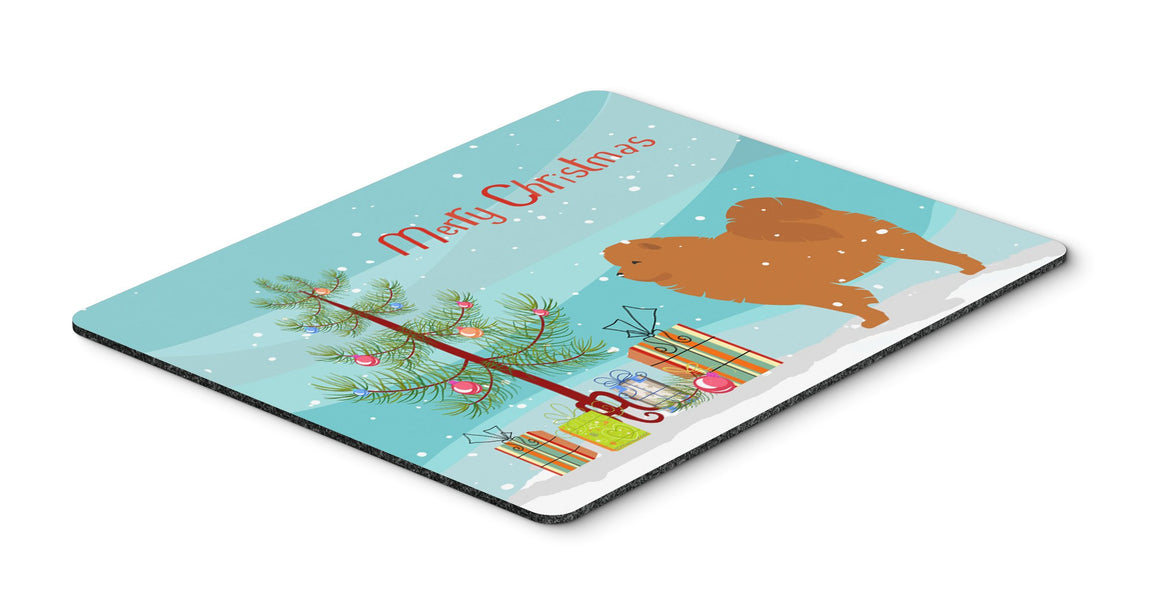 "Buy this ""Chow Chow Merry Christmas Tree Mouse Pad, Hot Pad or Trivet"""
