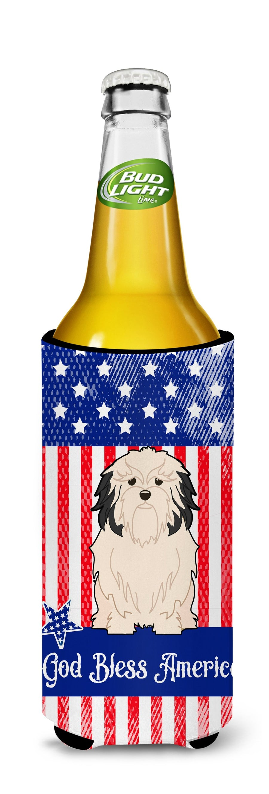 Buy this Patriotic USALowchen Michelob Ultra Hugger for slim cans BB3014MUK