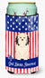 Buy this Patriotic USALowchen Tall Boy Beverage Insulator Hugger
