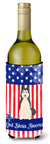Buy this Patriotic USA West Siberian Laika Spitz Wine Bottle Beverge Insulator Hugger