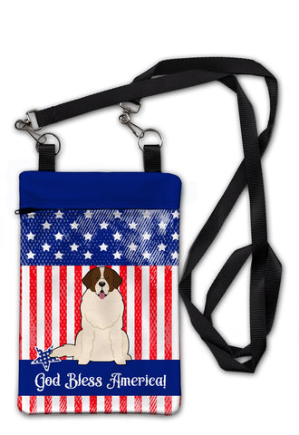 Buy this Patriotic USA Moscow Watchdog Crossbody Bag Purse BB3022OBDY