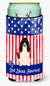 Buy this Patriotic USA Swiss Hound Tall Boy Beverage Insulator Hugger