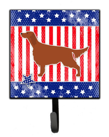 Buy this IUSA Patriotic rish Setter Leash or Key Holder BB3293SH4