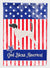 USA Patriotic English Pointer Flag Garden Size BB3295GF by Caroline's Treasures