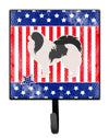 USA Patriotic Japanese Chin Leash or Key Holder BB3337SH4 by Caroline's Treasures