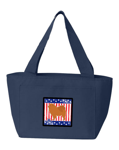 Buy this USA Patriotic Chow Chow Lunch Bag BB3351NA-8808