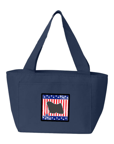Buy this USA Patriotic Puli Lunch Bag BB3363NA-8808