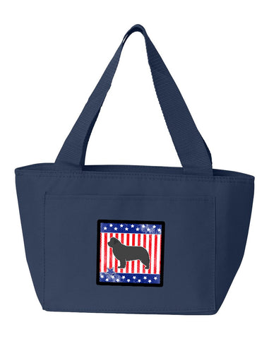 Buy this USA Patriotic Newfoundland Lunch Bag BB3364NA-8808