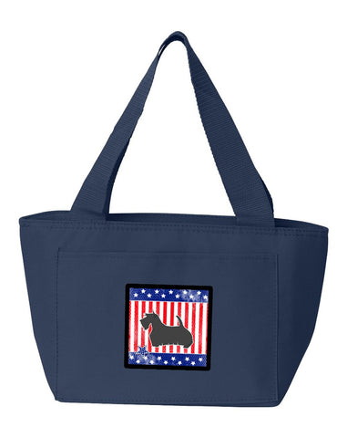 Buy this USA Patriotic Scottish Terrier Lunch Bag BB3369NA-8808