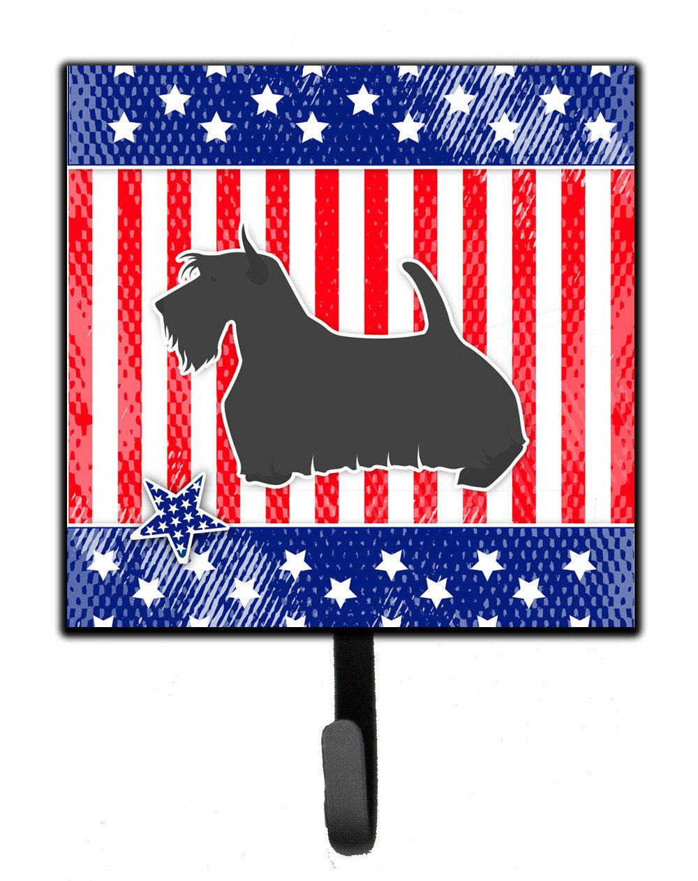 USA Patriotic Scottish Terrier Leash or Key Holder BB3369SH4 by Caroline's Treasures