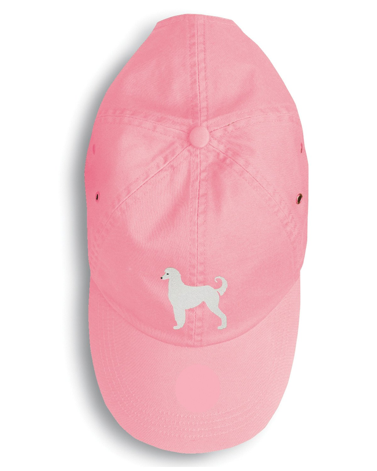 Afghan Hound Embroidered Baseball Cap BB3406PK-156 by Caroline's Treasures
