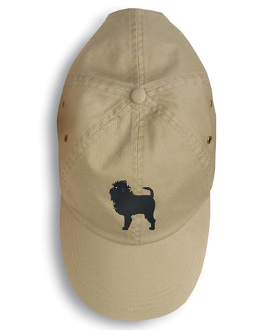 Buy this Affenpinscher Embroidered Baseball Cap BB3448BU-156