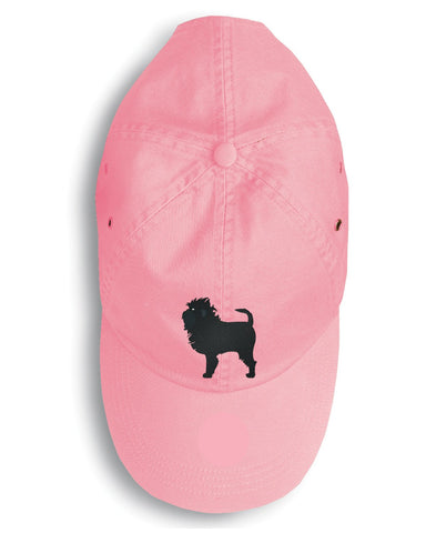Buy this Affenpinscher Embroidered Baseball Cap BB3448PK-156