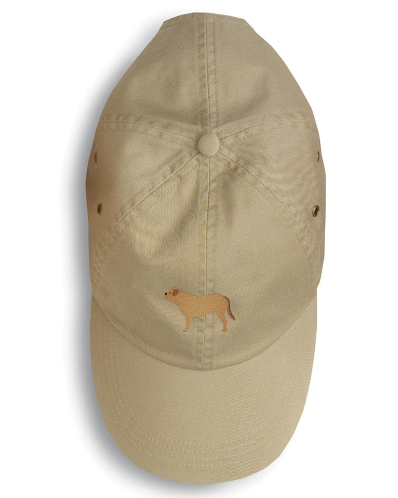 Buy this Dogue de Bordeaux Embroidered Baseball Cap BB3470BU-156