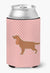 English Cocker Spaniel Checkerboard Pink Can or Bottle Hugger BB3612CC by Caroline's Treasures