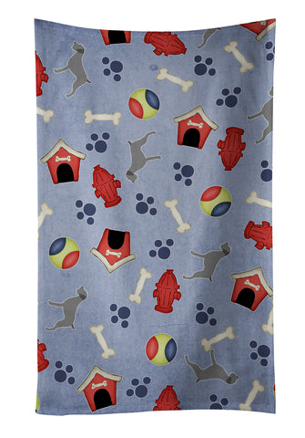Buy this German Wirehaired Pointer Dog House Collection Kitchen Towel BB3911KTWL