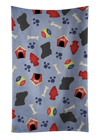 Buy this Puli Dog House Collection Kitchen Towel BB3963KTWL