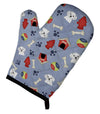 Dog House Collection Maltese Oven Mitt BB3987OVMT by Caroline's Treasures