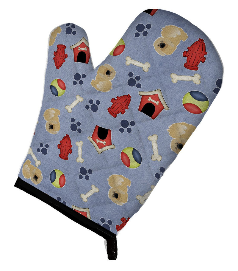 Buy this Dog House Collection Pekingese Oven Mitt BB4108OVMT