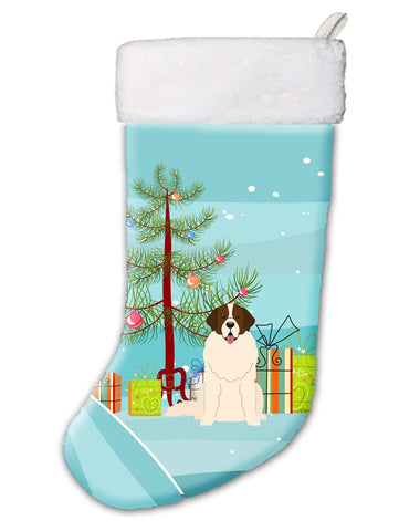 Buy this Merry Christmas Tree Moscow Watchdog Christmas Stocking BB4152CS
