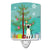 Buy this Siamese Cat Merry Christmas Tree Ceramic Night Light BB4429CNL