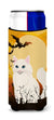 Buy this Halloween Turkish Angora Cat Michelob Ultra Hugger for slim cans BB4438MUK