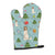 Christmas Borzoi Oven Mitt BB4683OVMT by Caroline's Treasures