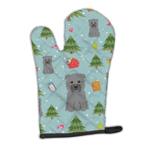 Buy this Christmas Glen of Imal Grey Oven Mitt BB4719OVMT